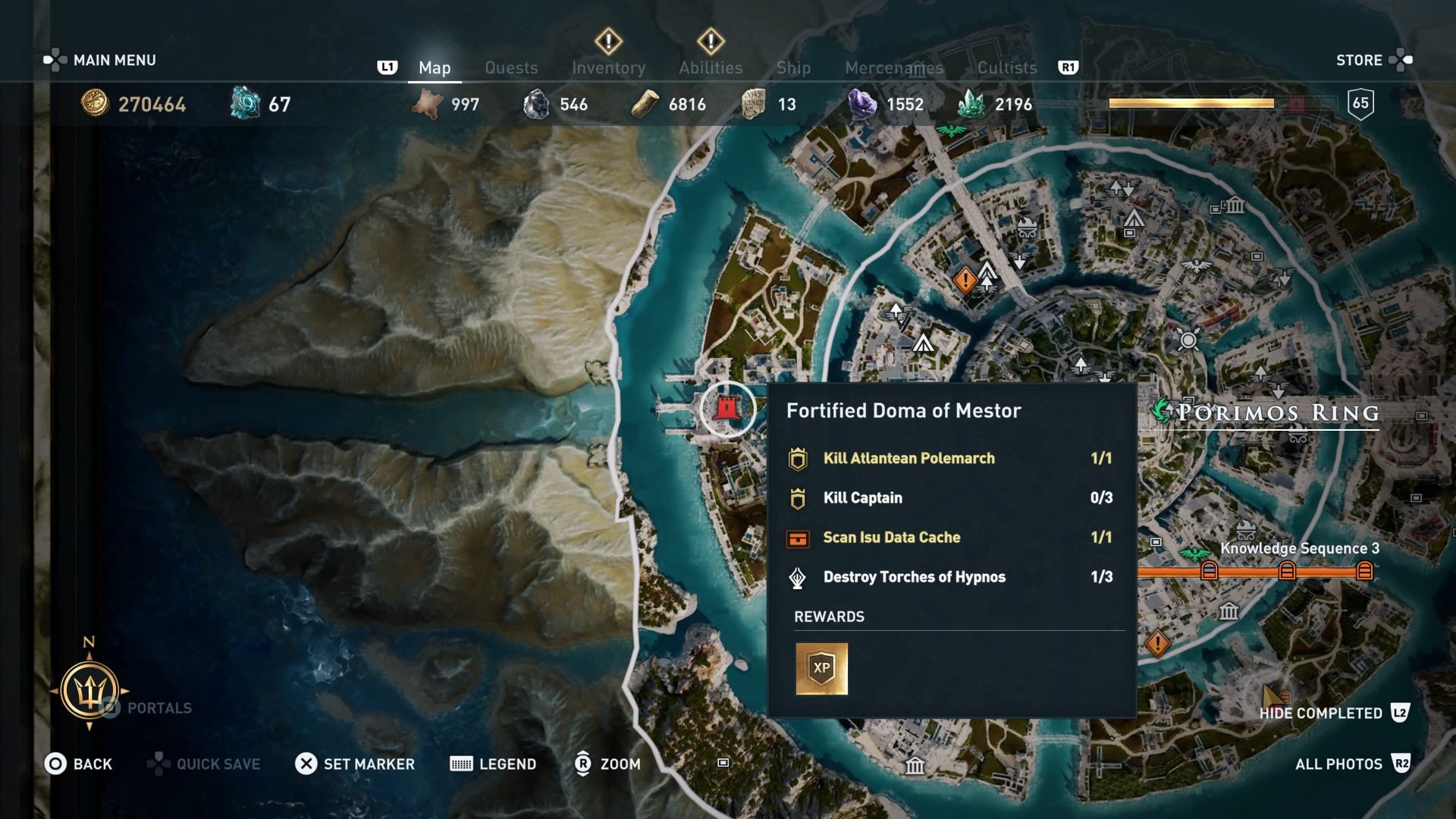 Assassin S Creed Odyssey Rightfully Yours Quest Guide Where To