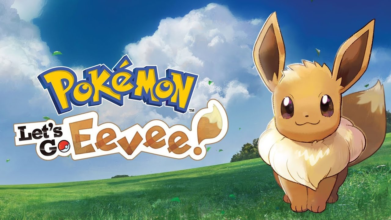 Get Pokemon Let S Go Eevee For Only 30 Right Now Vg247