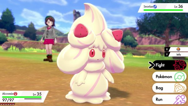 New Pokemon Revealed For Sword And Shield Including A Giant Cake