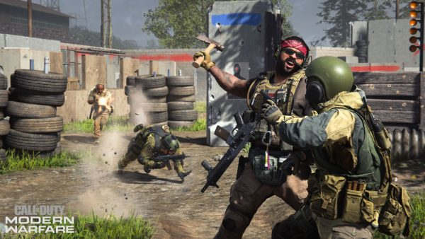 Call of Duty: Modern Warfare 2v2 Gunfight alpha goes up early, now live on PS4