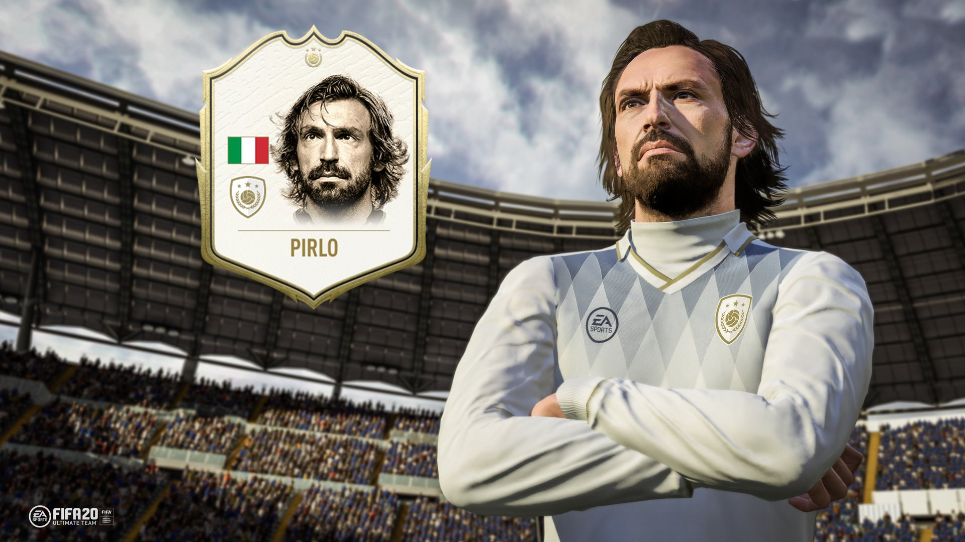FIFA 20 New Icons list - Zidane, Wright, Koeman, Drogba, Pirlo
