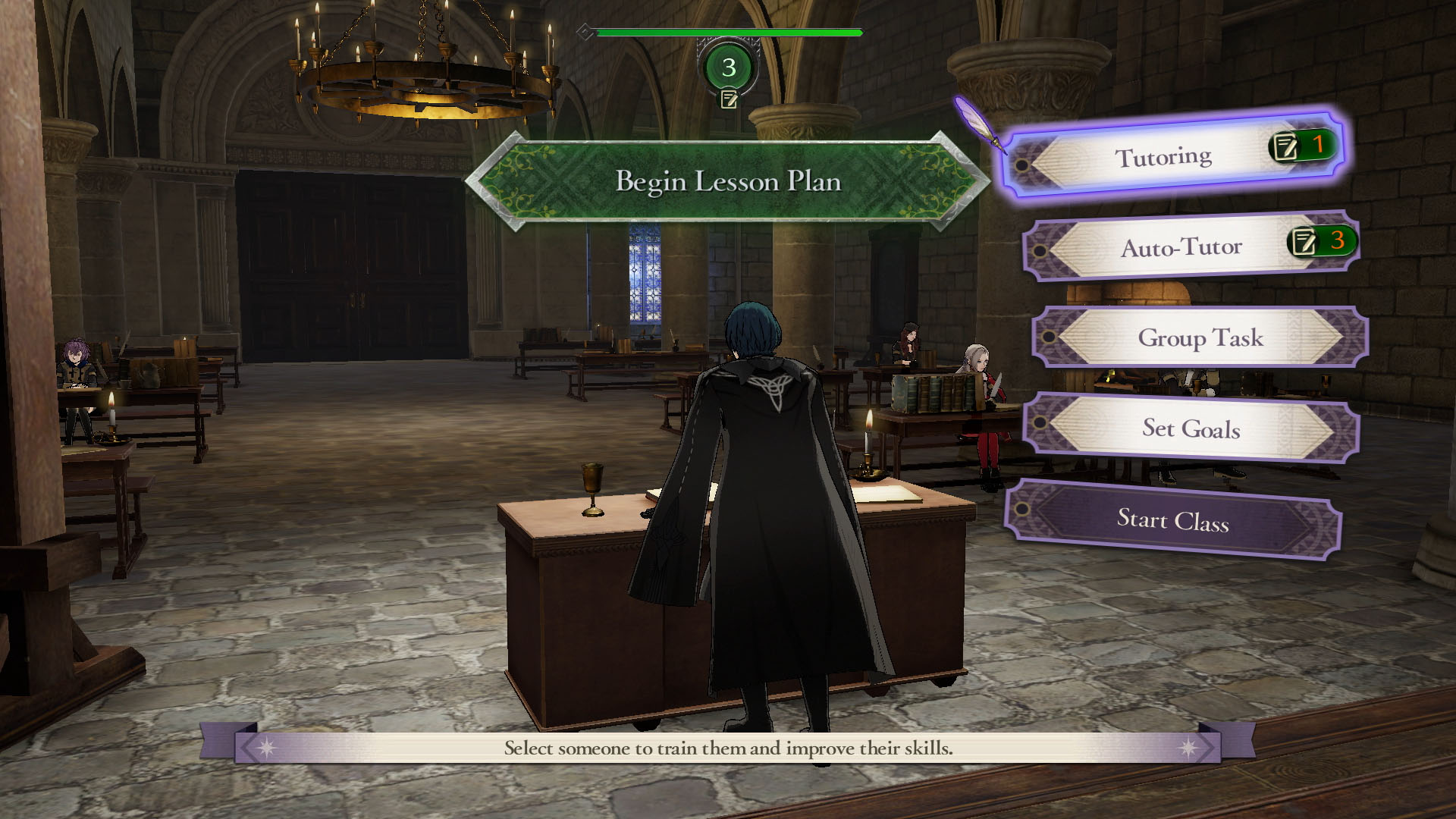 Image result for Fire Emblem monastery quests