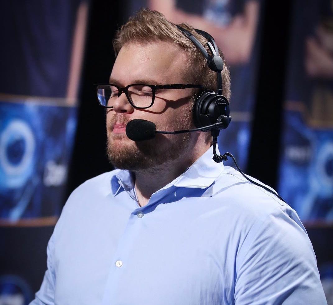 "Starcraft pro and commentator Geoff ""iNcontroL"" Robinson dies aged 33 - VG247"