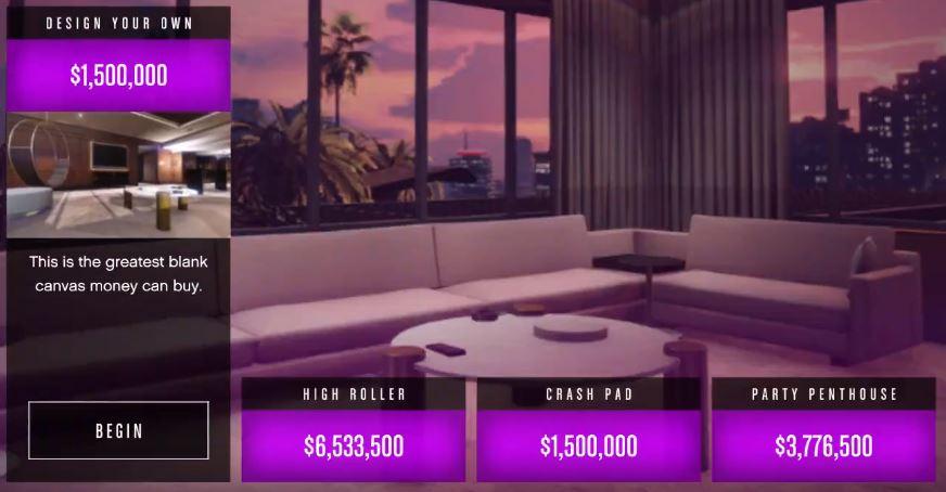 GTA Online Diamond Casino and Resort DLC: casino cost, new