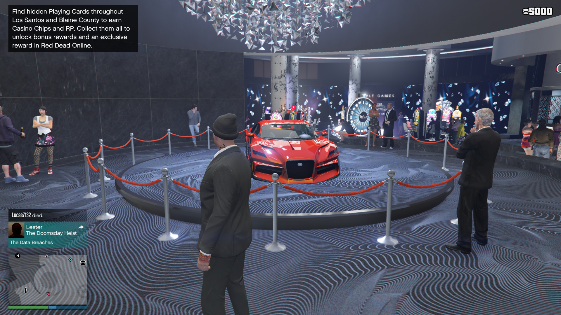 Gta Online S Casino Update Review Waking Up In The Toilets And