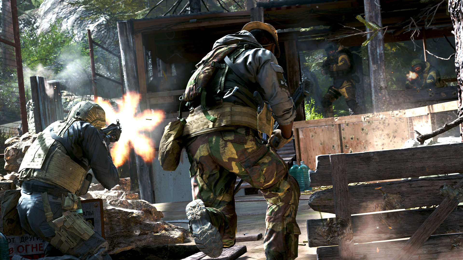 Call of Duty: Modern Warfare has a Tamagotchi that feeds on death - VG247