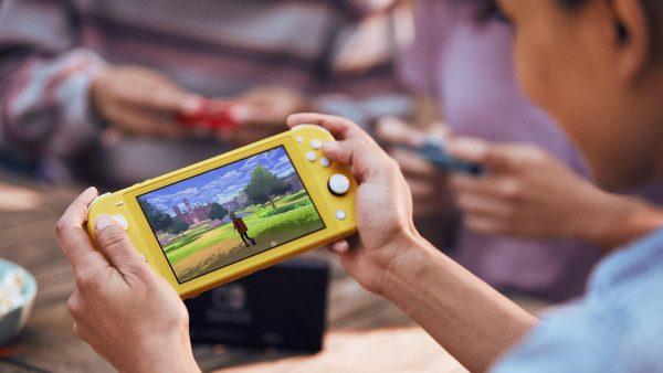 Finalmente, hay algunos buenos descuentos de Black Friday para Nintendo Switch y sus juegos exclusivos. 2