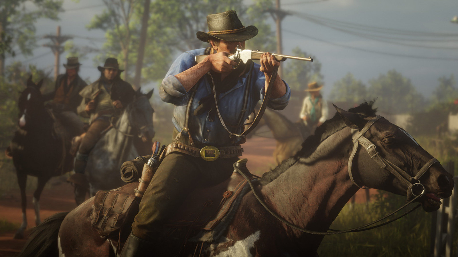 Red Dead Redemption 2 Is Just 30 Today At Best Buy Vg247