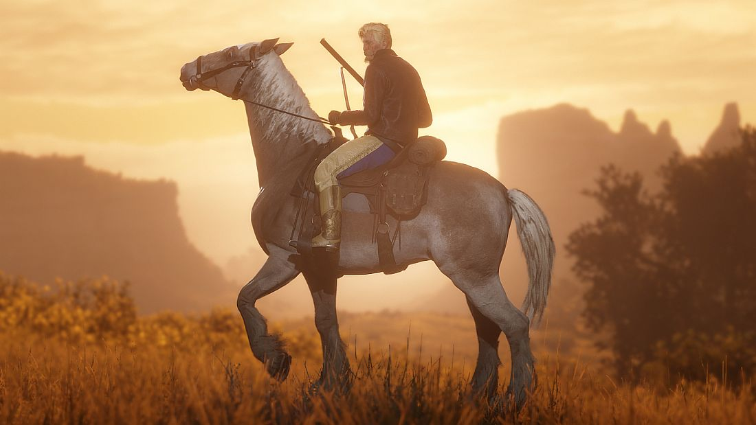 Red Dead Online Where To Find And Equip Horse Masks Vg247