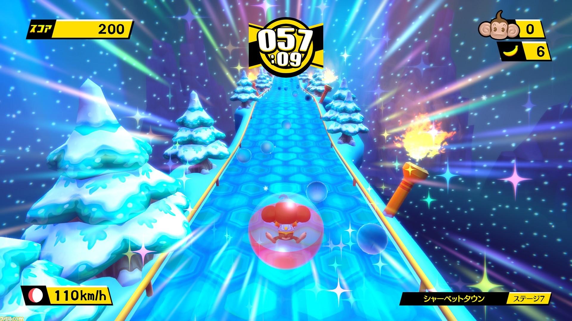 Go Bananas With Super Monkey Ball: Banana Blitz HD In October