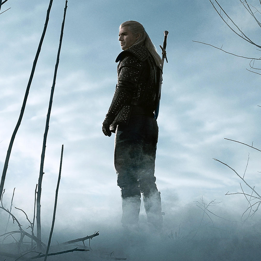 Netflix Releases Poster Art and Three New Images for The Witcher