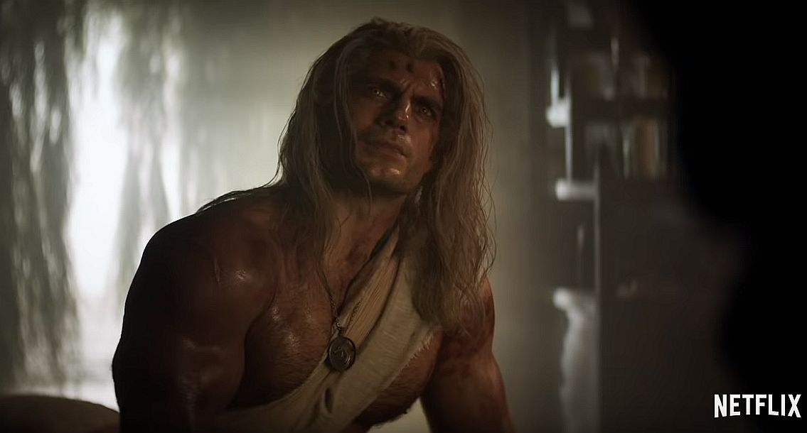 Netflix releases first trailer for The Witcher