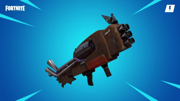 , Fortnite v10.10 content update adds Junk Rift item, Glitched Consumables and Dusty Depot prefabs