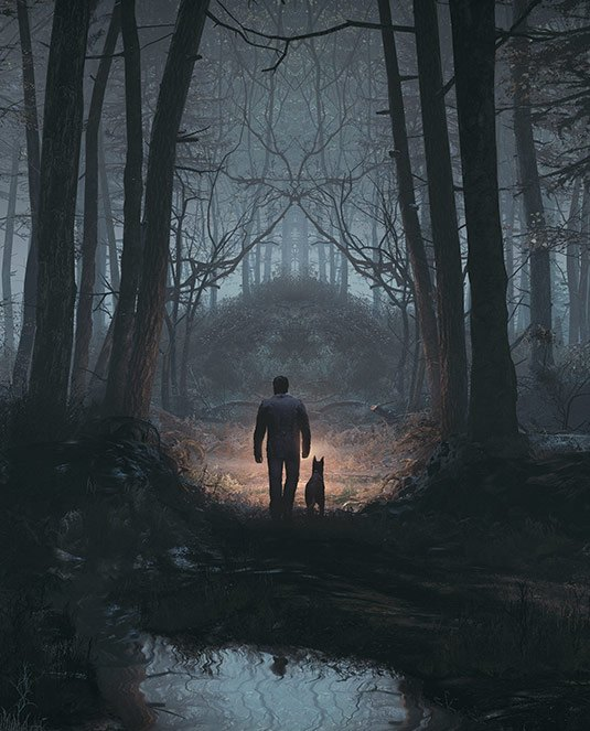 Blair Witch trailer takes you on a walk through the woods in 4K