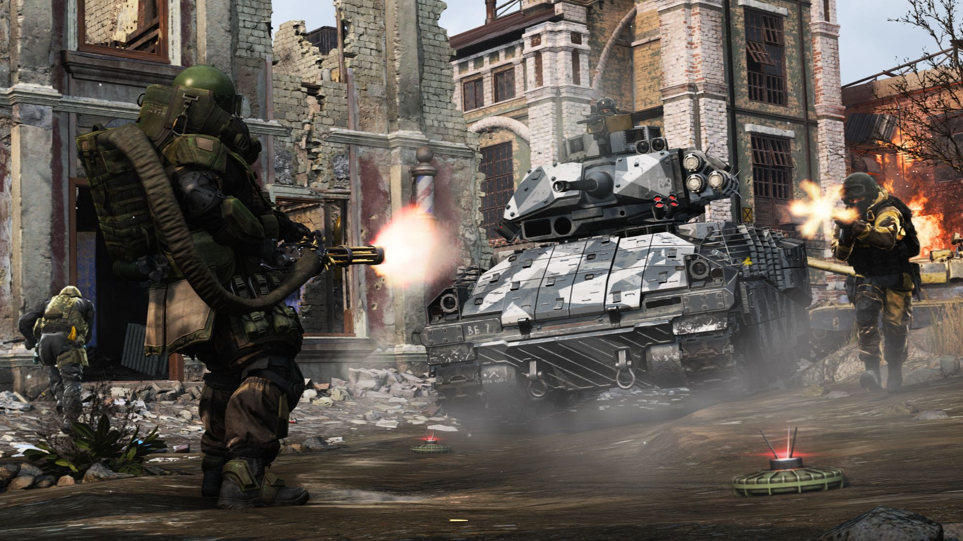 COD Modern Warfare 2019 uses darkness, recoil, and ATVs to