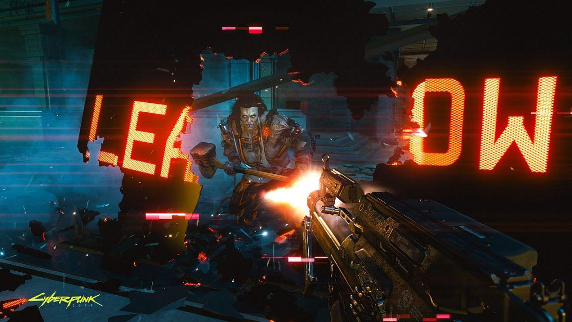 cyberpunk 2077 violence