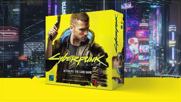 There's Already A Cyberpunk 2077 Card Game