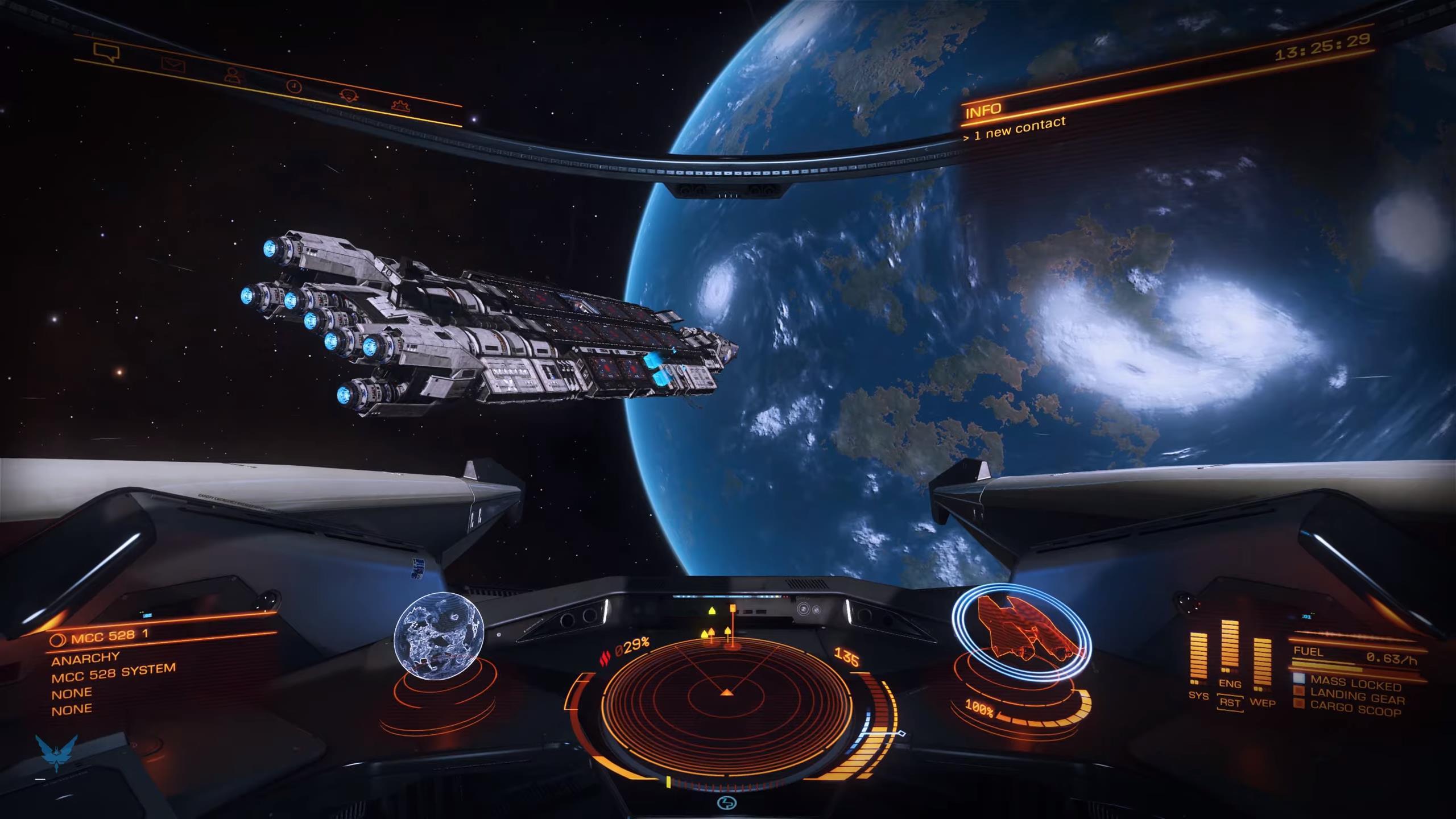 Elite Dangerous September update to make things easier for