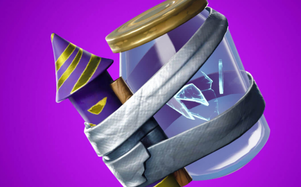, Fortnite v10.10 content update adds Junk Rift item, Glitched Consumables and Dusty Depot prefabs, AllYourGames.com, AllYourGames.com