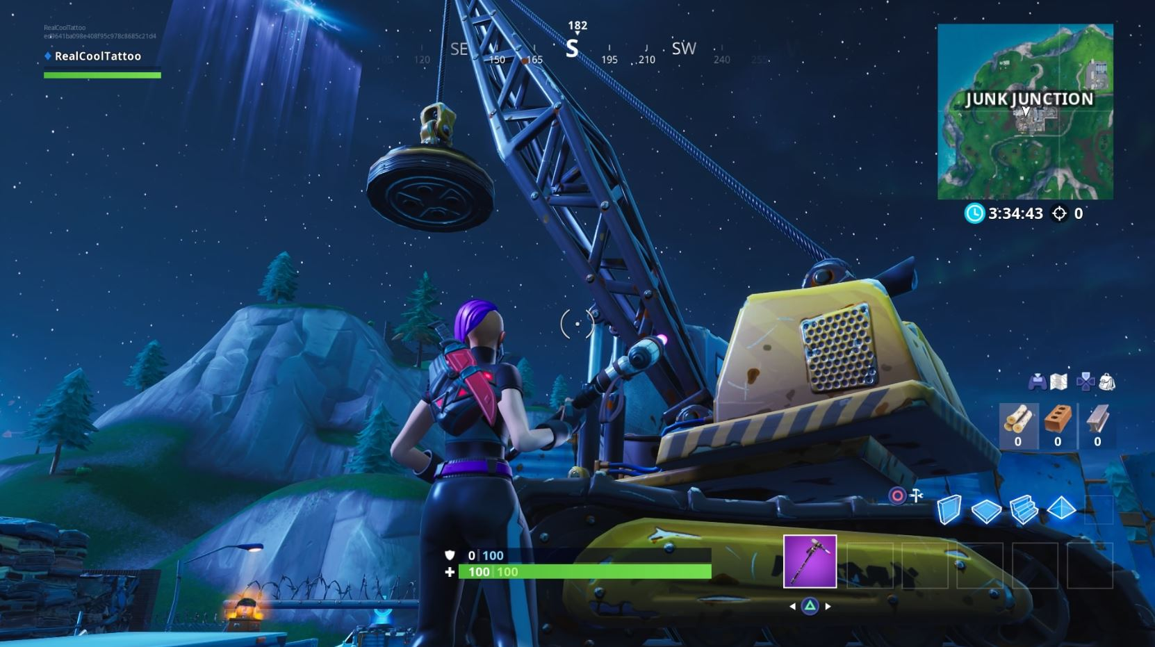, Fortnite: Spray a fountain, a junkyard crane, and a vending machine locations, AllYourGames.com, AllYourGames.com