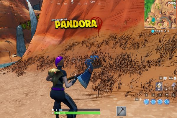 , Fortnite Season 10: Welcome to Pandora challenges, AllYourGames.com, AllYourGames.com