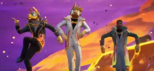 , Fortnite: Season 10 new skins – Ultima Knight, Catalyst, Eternal Voyager, Yond3r, all Battle Pass Items, AllYourGames.com, AllYourGames.com