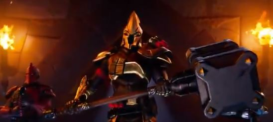 Fortnite Season 10 New Skins Ultima Knight Catalyst