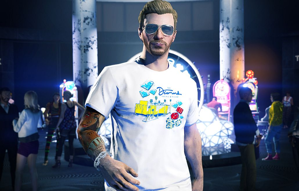 GTA Online's Diamond Casino launch saw the biggest number of players