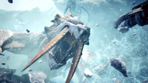 Monster Hunter World Iceborne has already shipped 2.5 million copies