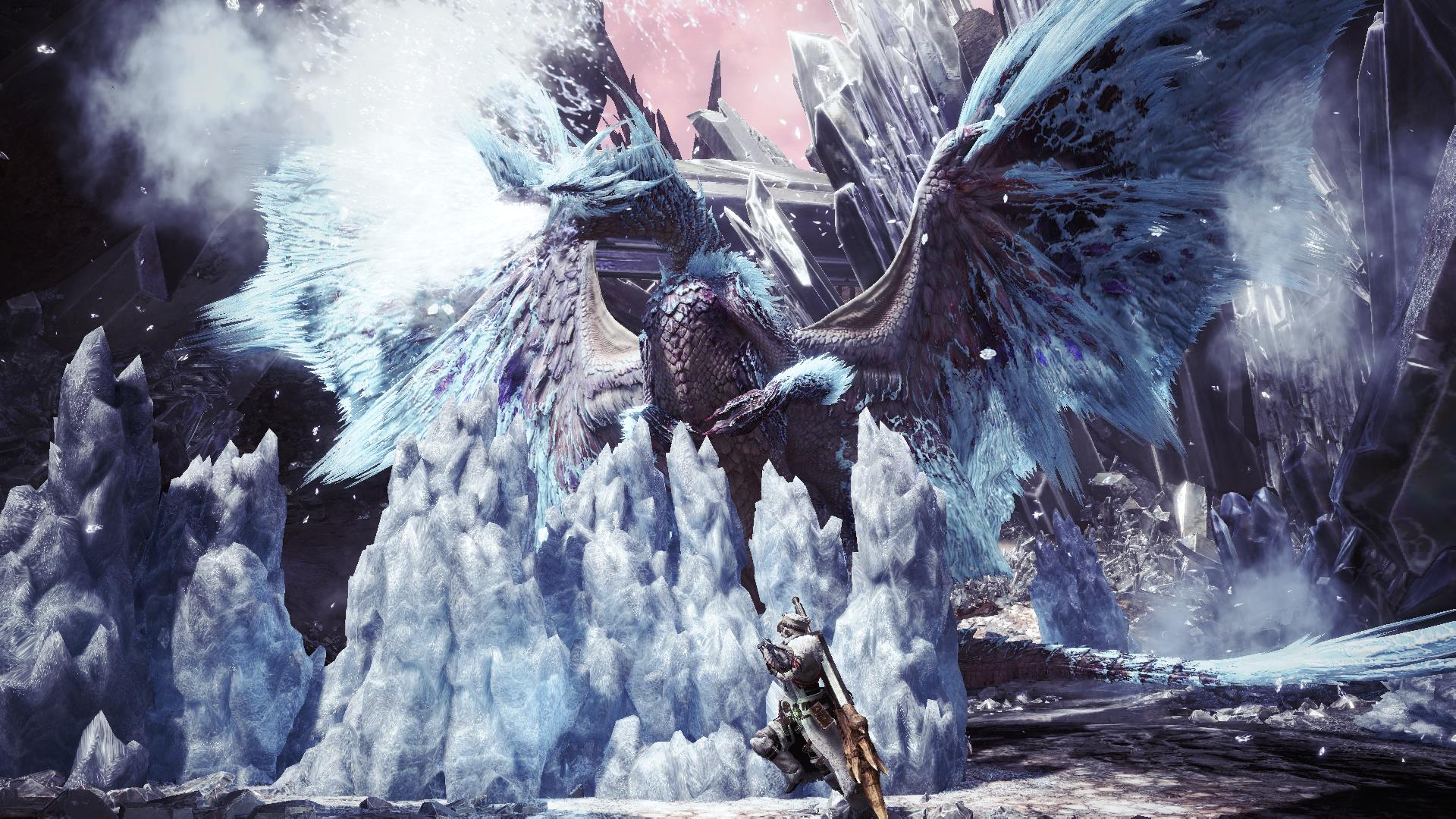 Monster Hunter World Iceborne Arrives On Pc January 9