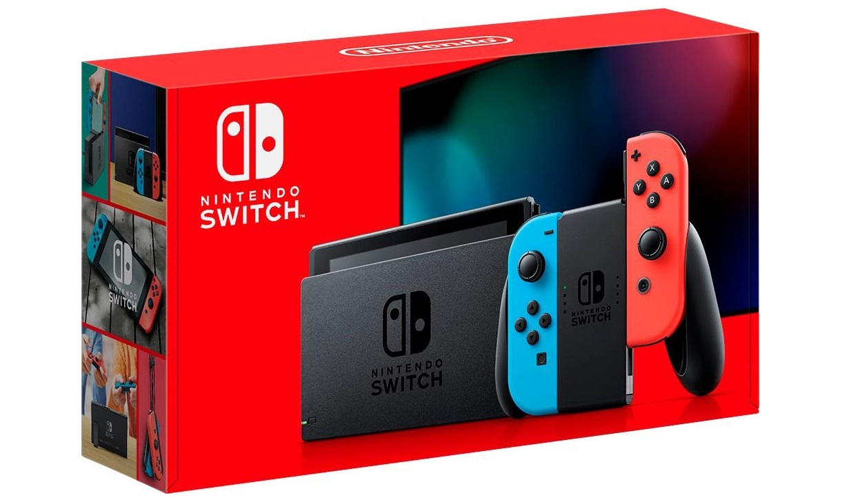 If you bought a Switch after July 17 you can trade it in for the new model
