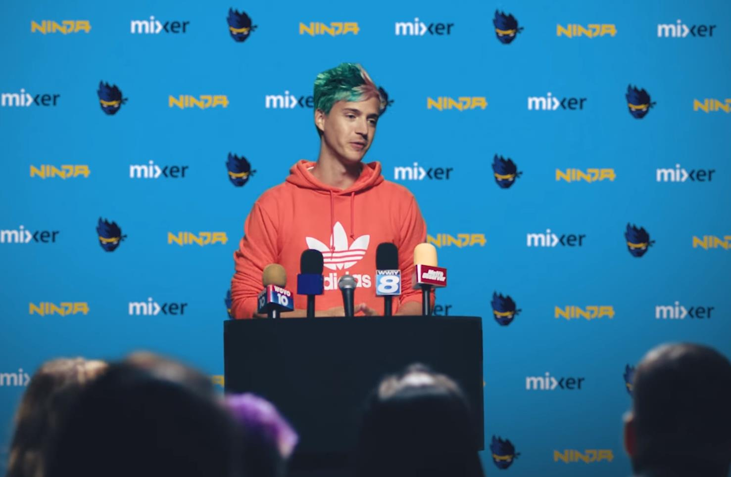 Ninja's Move to Mixer Resulted in 500k Subscribers, Increase in App Downloads