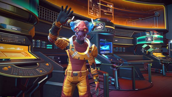 No Man's Sky: Beyond update adds community event with new missions, additional fixes
