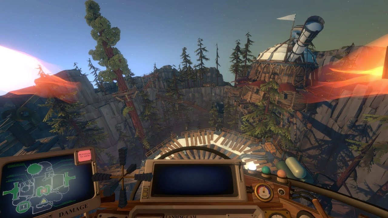 Outer Wilds' solar system only highlights the shallowness of No Man's Sky's infinite universe - VG247