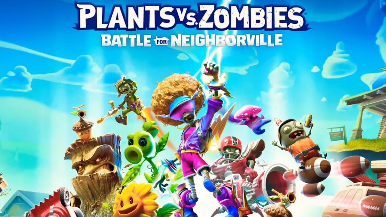 Plants vs. Zombies: Battle for Neighborville trailer leaks - VG247