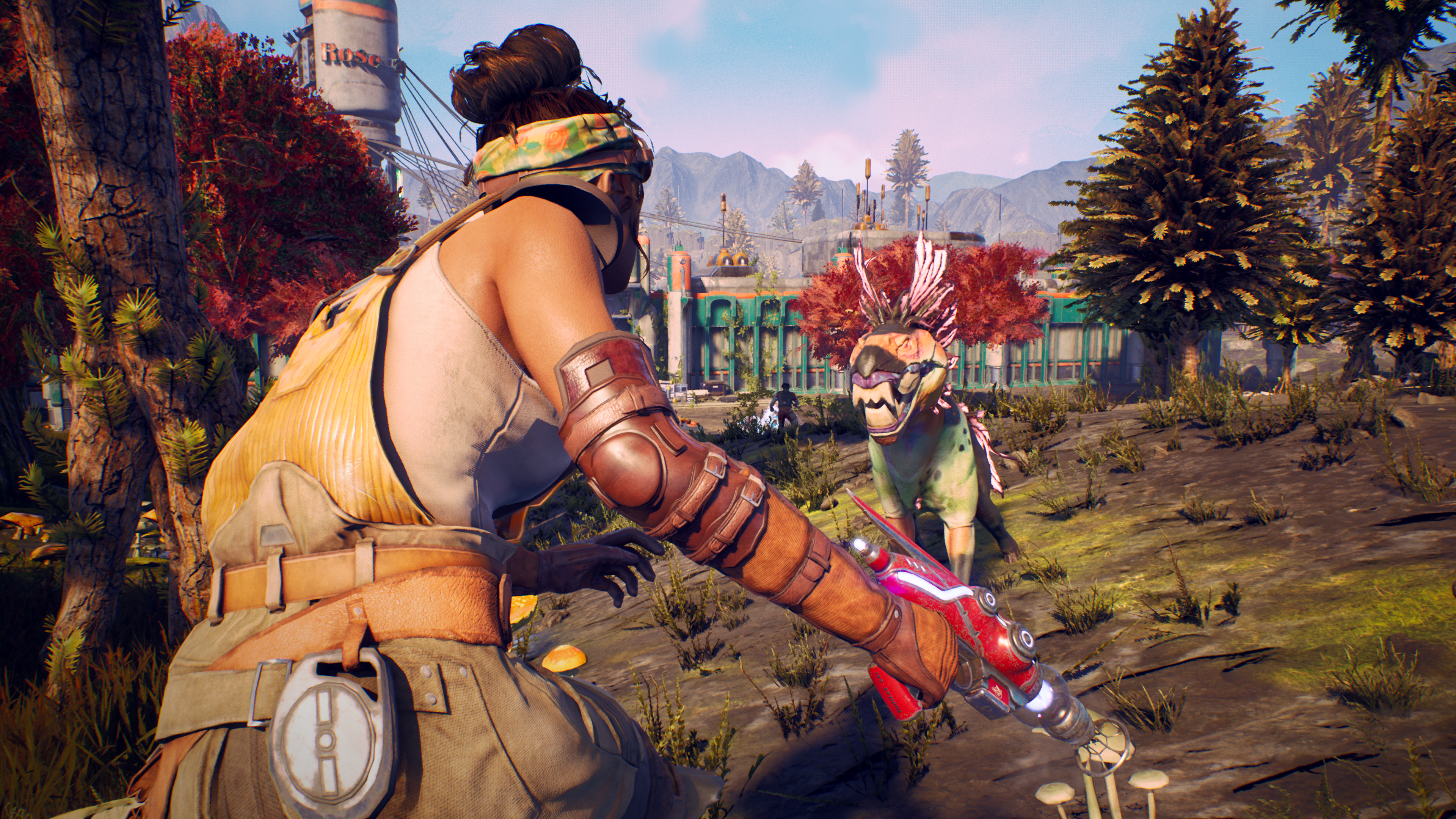 Microsoft sees exclusive franchise potential in The Outer Worlds - VG247