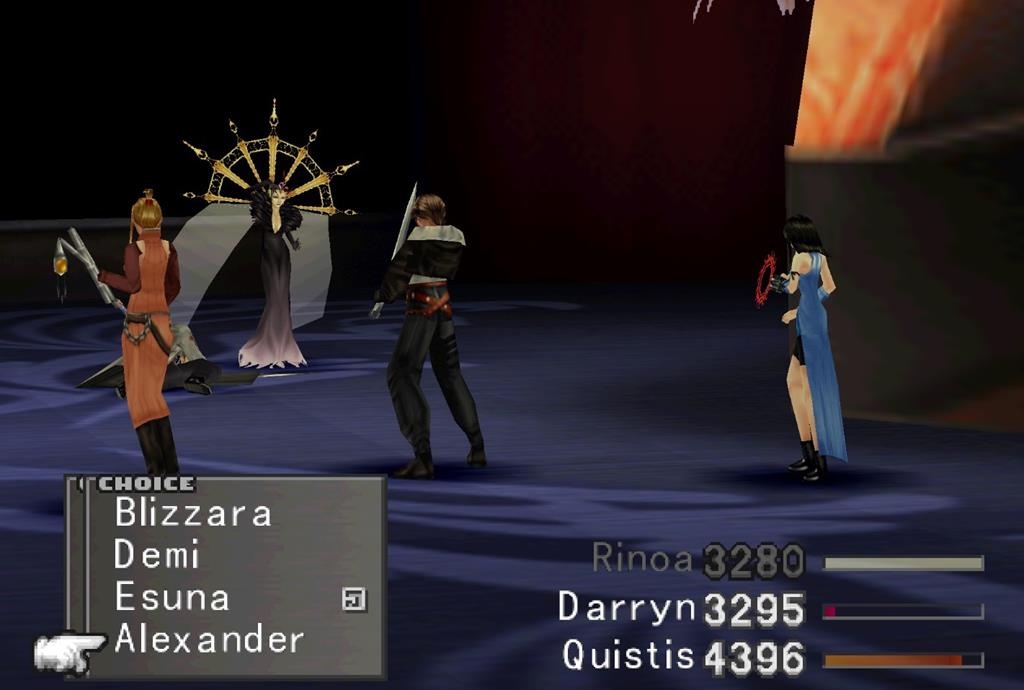 Final Fantasy 8 Remastered Guardian Force guide - all GF