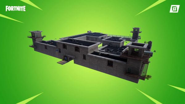 Fortnite v10 20 content update adds floating island, Zapper
