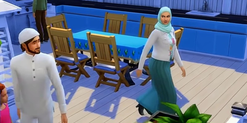 The Sims 4 Fifth Anniversary update introduces Muslim