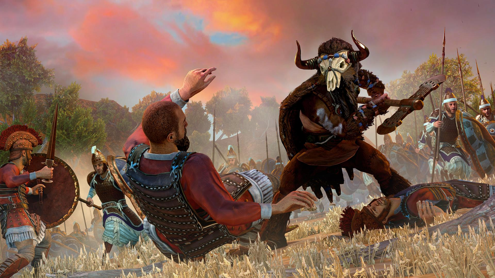 A Total War Saga: Troy out today, free on the Epic Games Store for 24 hours thumbnail