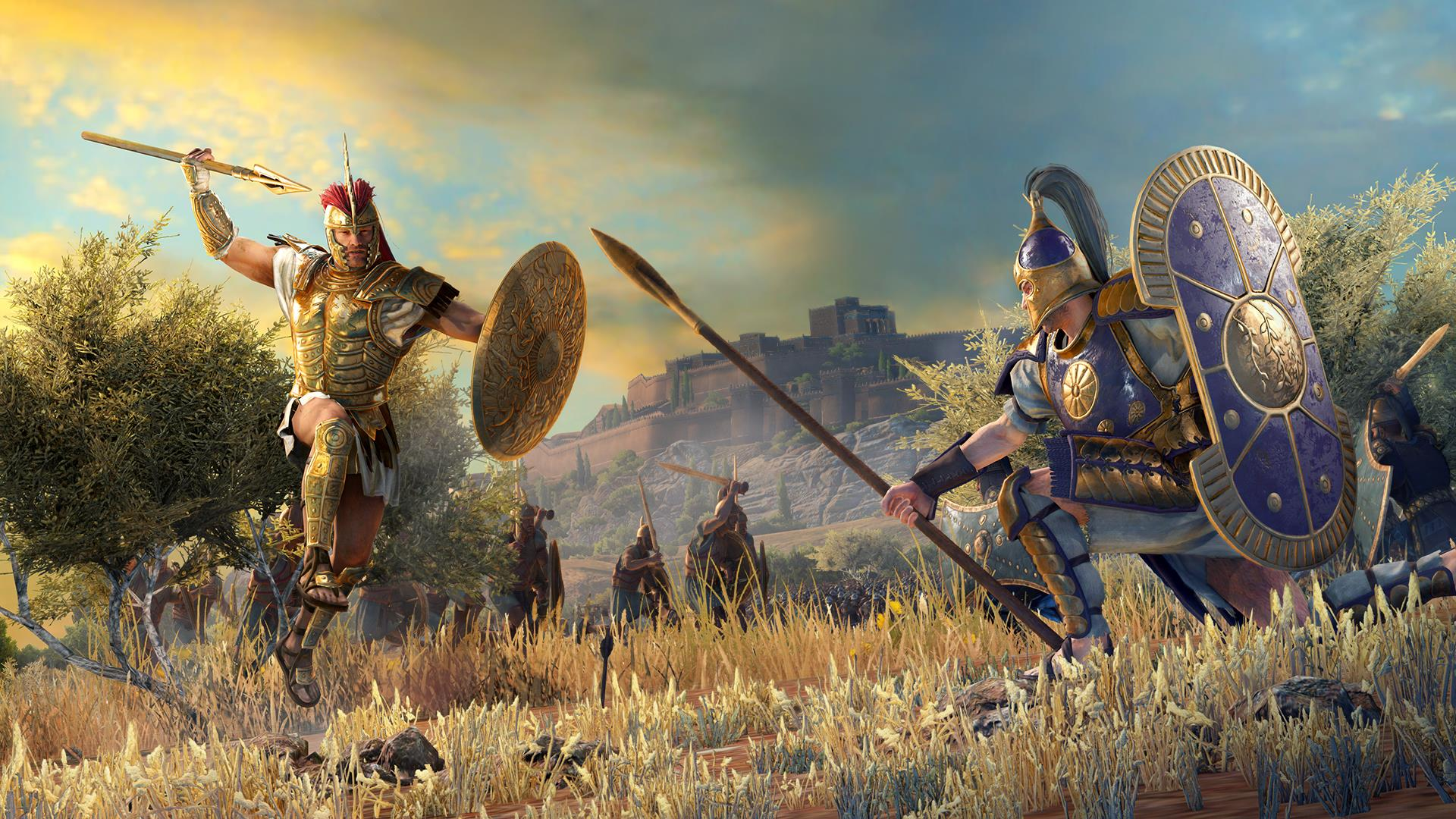 A Total War Saga: Troy claimed by 7.5 million players in 24 hours thumbnail