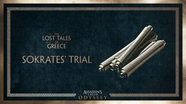 Assassin's Creed: Odyssey's final Lost Tale of Greece DLC is free