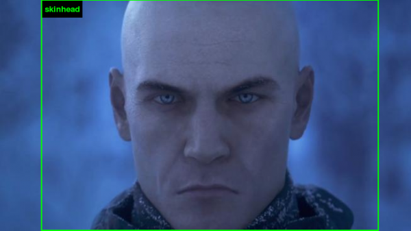 What does a human classification AI think of video game characters?