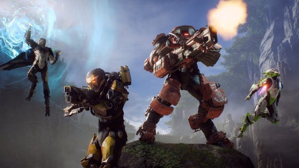 Anthem was the fifth best-selling game of 2019 up until the end of August