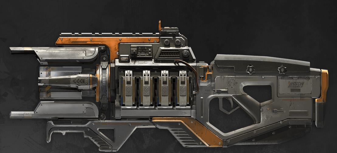 Here's our first look at Apex Legends' new map, Charge Rifle