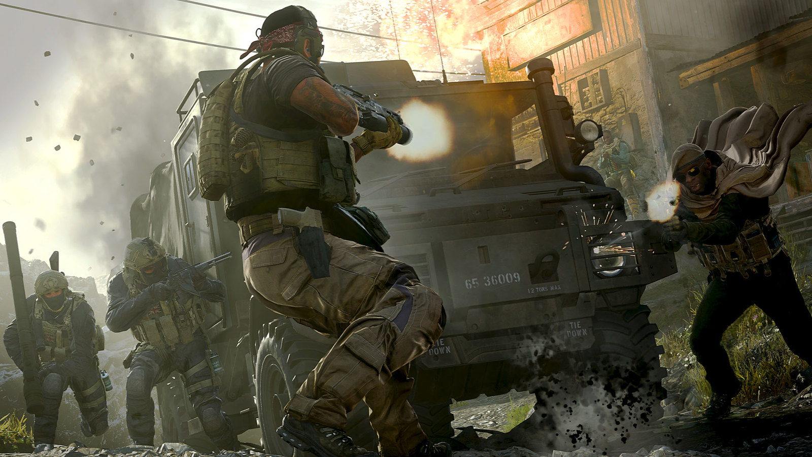 Call of Duty: Modern Warfare patch fixes bug allowing players to use unearned attachments - VG247