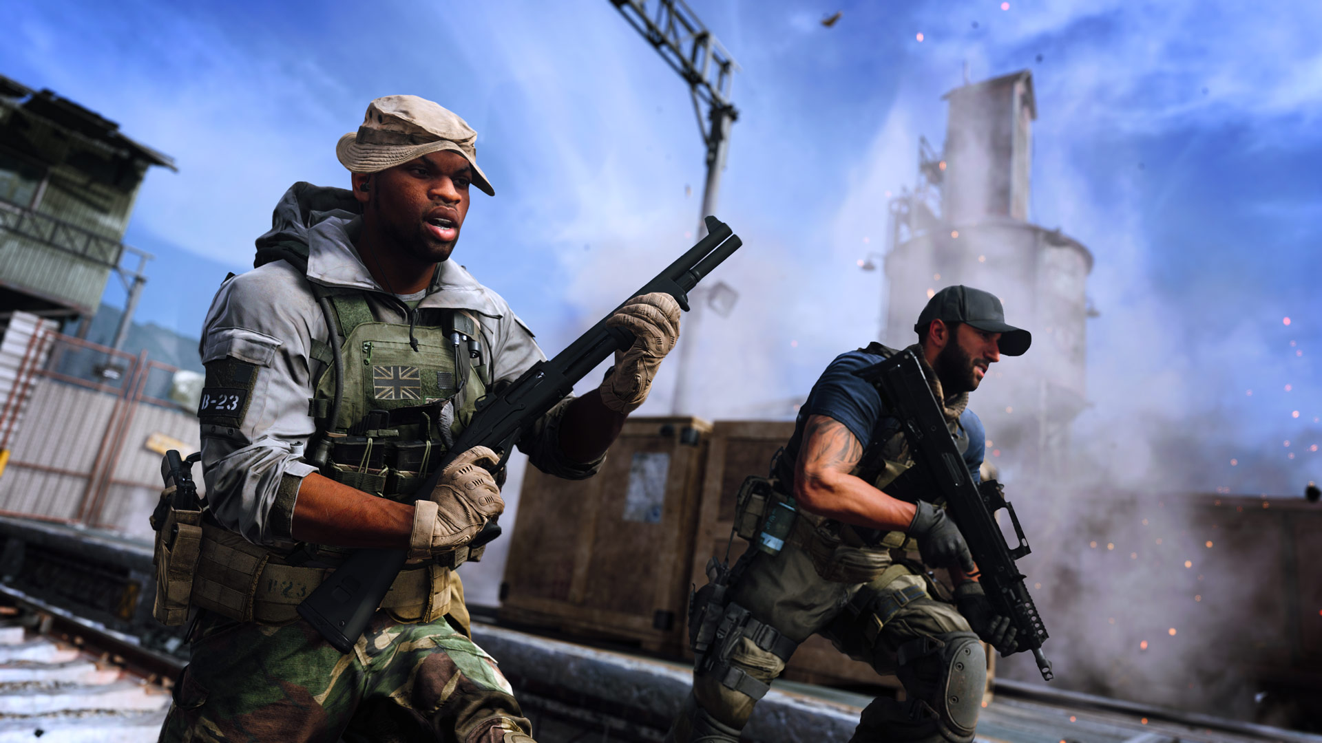 Call Of Duty Modern Warfare Tips Ground War Loadout
