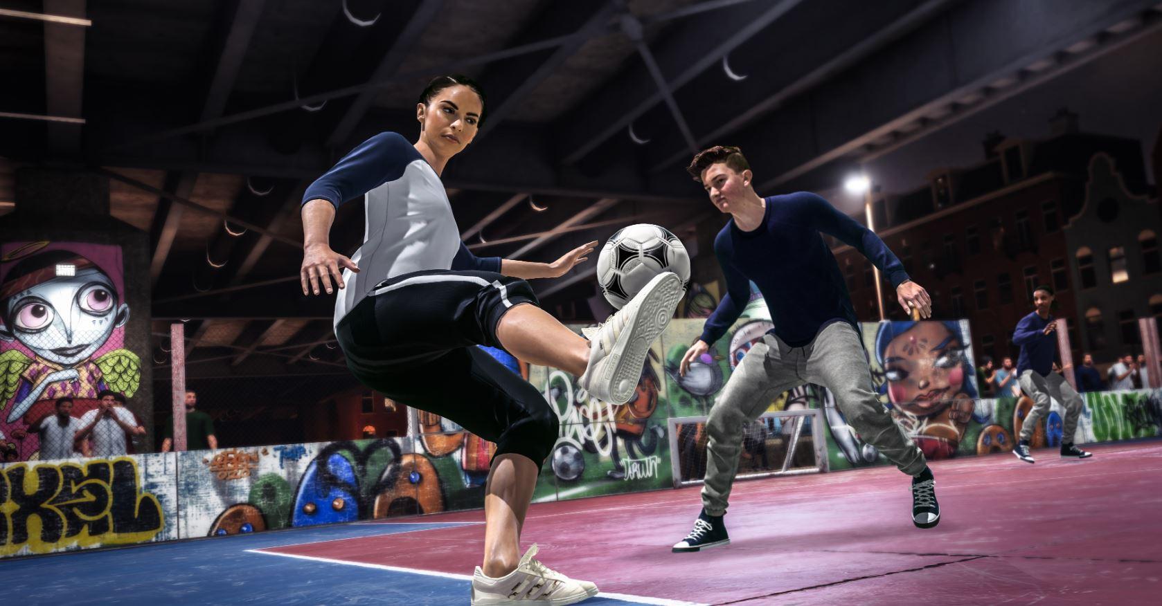 EA's Federation Internationale de Football Association 20 Web App goes live ahead of EA Access