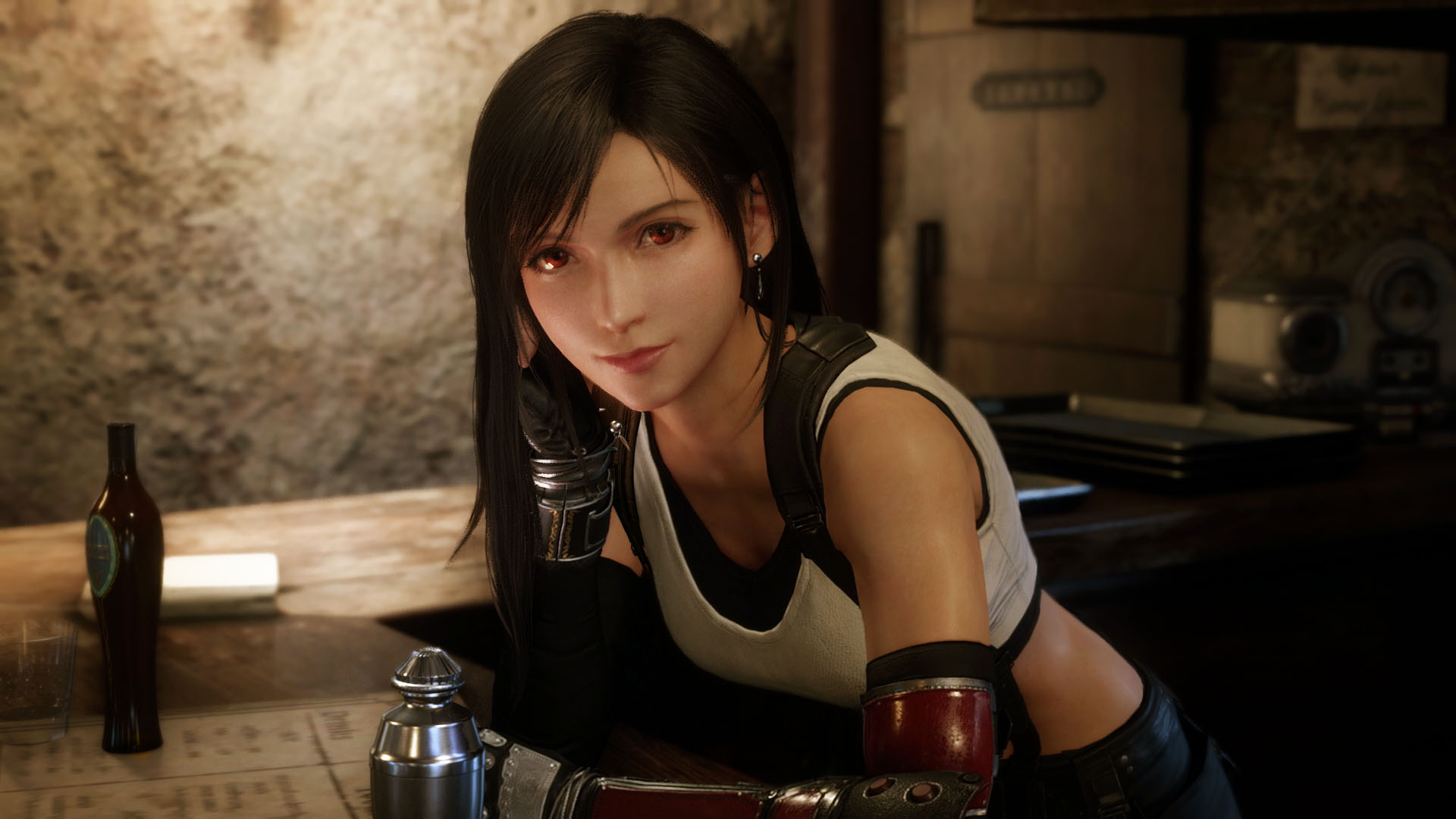 Final Fantasy 7 Remake requires 100GB on PS4 - VG247