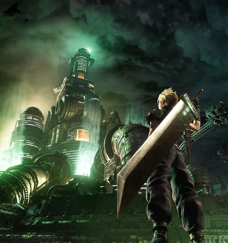 Final Fantasy 7 Remake trailer shows new gameplay and the slums of Midgar